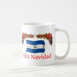 Nicaragua Christmas Coffee Mug