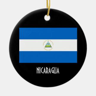 NICARAGUA*- Christmas Ornament