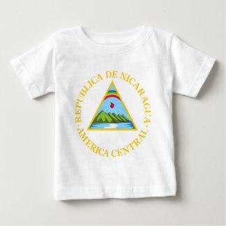 Nicaragua Coat Of Arms Baby T-Shirt