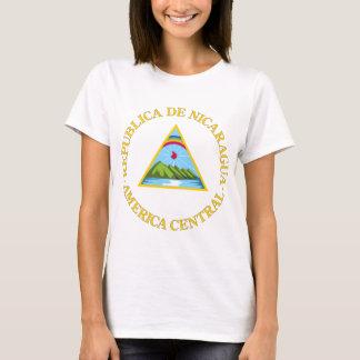 Nicaragua coat of arms T-Shirt
