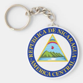 NICARAGUA -  flag/emblem/coat of arms/symbol Key Ring