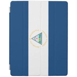 Nicaragua Flag iPad Cover