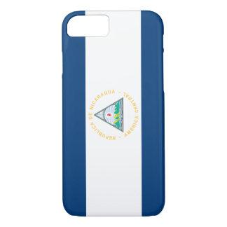 Nicaragua Flag iPhone 8/7 Case