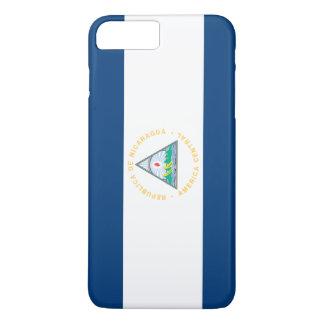 Nicaragua Flag iPhone 8 Plus/7 Plus Case