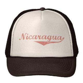 Nicaragua Mesh Hat
