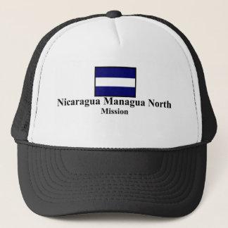 Nicaragua Managua North LDS Mission Hat