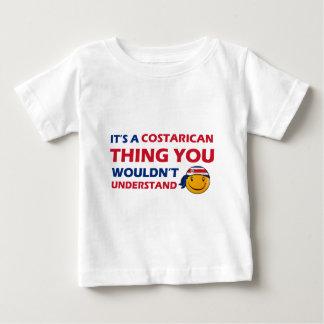 nicaragua Smiley Designs Baby T-Shirt