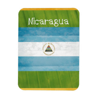 Nicaragua Souvenir Magnet