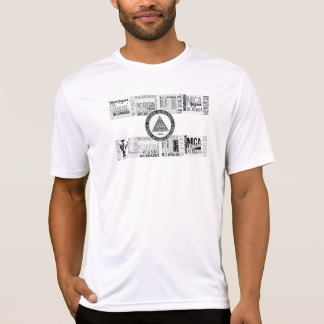 Nicaragua t-shirt, shield and cloud of words T-Shirt