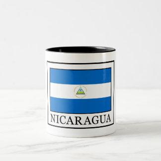 Nicaragua Two-Tone Coffee Mug