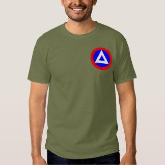 Nicaraguan circular medallion (old) t shirt