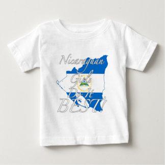 Nicaraguan Girls Do It Best! Baby T-Shirt