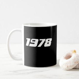 Nice 1978 Print Coffee Mug