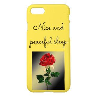 Nice and peaceful sleep iPhone 8/7 case