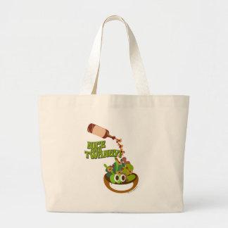 Nice and Twangy Jumbo Tote Bag