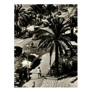 Nice beach replica postcard 1950