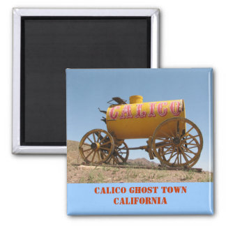 Nice Calico Ghost Town Magnet!