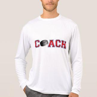 Nice Coach Hockey Insignia T-Shirt