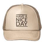 Nice Day Cap