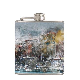 Nice France Flasks