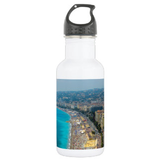 Nice France located in the French Riviera 532 Ml Water Bottle