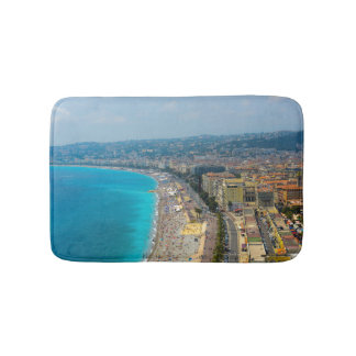 Nice France located in the French Riviera Bath Mat