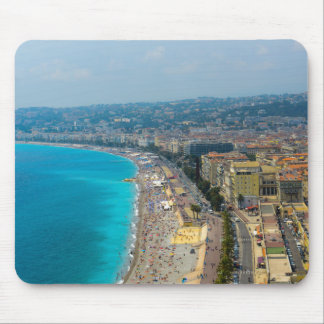 Nice France located in the French Riviera Mouse Pad