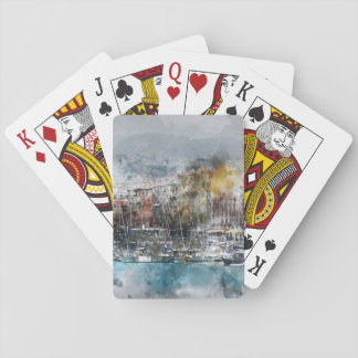 Nice France Playing Cards
