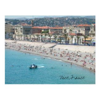Nice, France Postcard