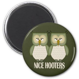 Nice Hooters Magnet