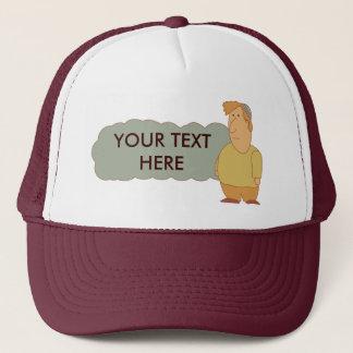 Nice Jewish boy Customizable hat
