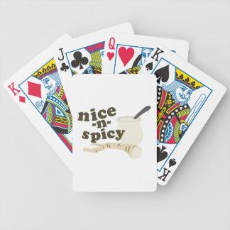 Nice n Spicy Poker Deck