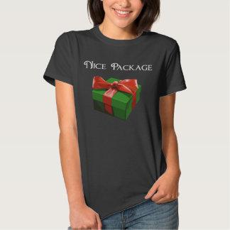 Nice Package Christmas Present T Shirt