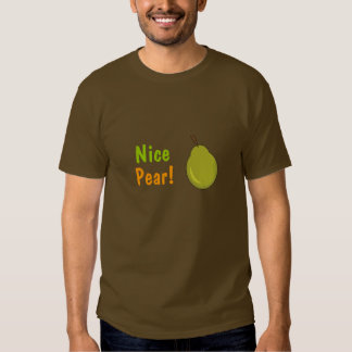 Nice Pear! Fruity Design T-Shirt