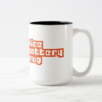 Nice Pottery Mug (larger)