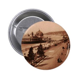 Nice Promenade 1920 6 Cm Round Badge
