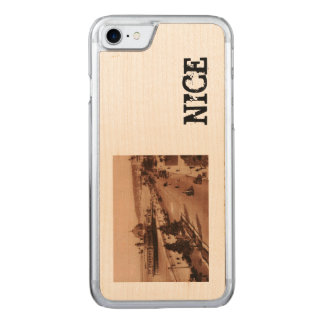Nice Promenade 1920 Carved iPhone 7 Case