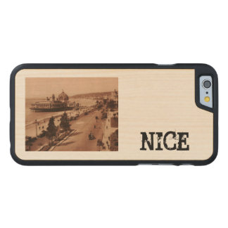 Nice Promenade 1920 Carved® Maple iPhone 6 Case