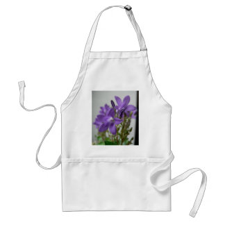 Nice Purple Flowers Aprons