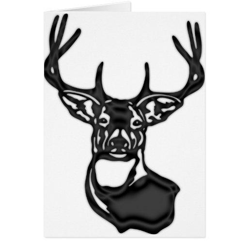 Nice Rack~Trophy Buck Cards