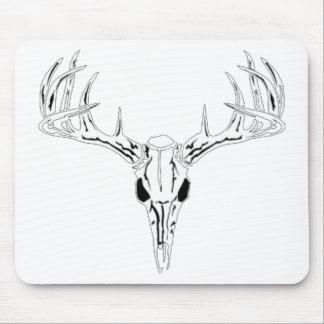 Nice Rack-Trophy Buck-Deer Rack Mouse Pad