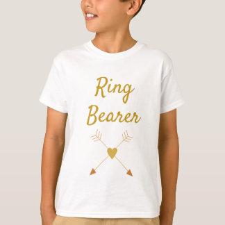 Nice Ring bearer T-Shirt