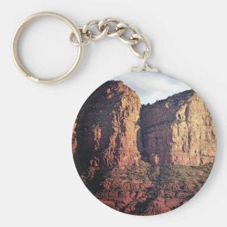 nice rock monument key ring