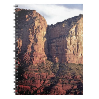nice rock monument notebook
