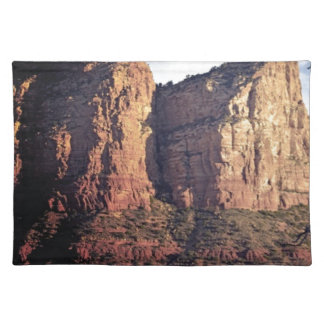 nice rock monument placemat