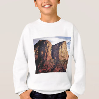 nice rock monument sweatshirt