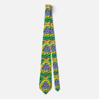 Nice Rough colorful pattern Tie