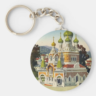 Nice - Russian Cathedral Keychain