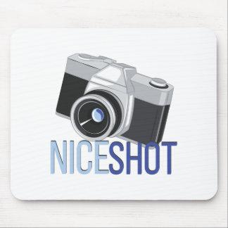 Nice Shot Mouse Pad