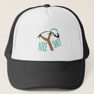 Nice Shot Trucker Hat